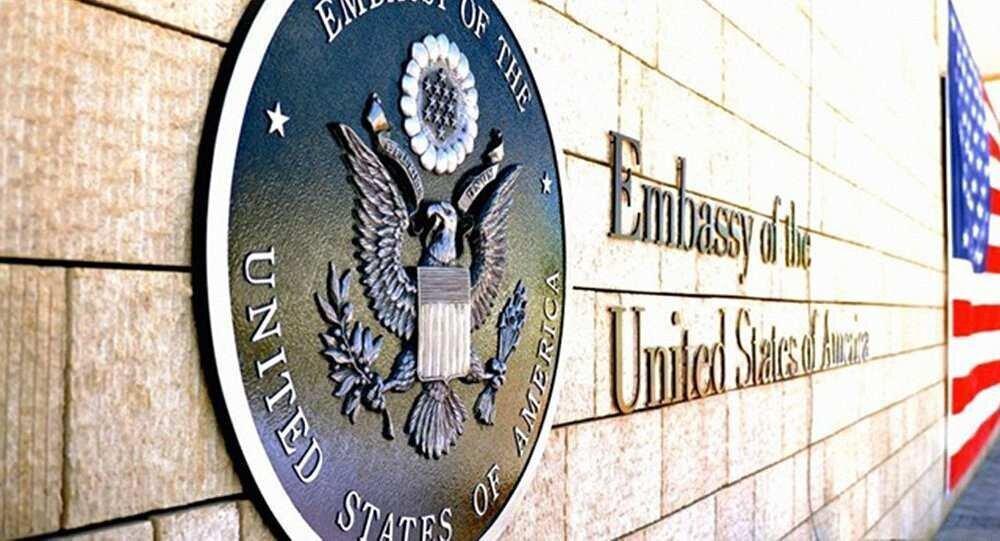 We are dismayed by the polarizing rhetoric from Georgia's leadership - US Embassy