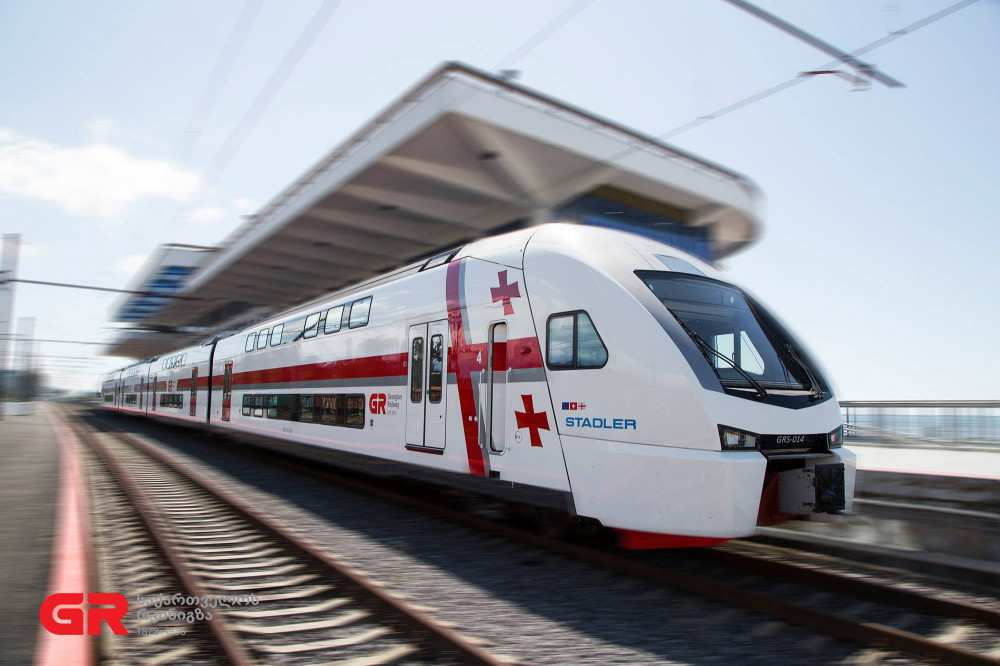 მატარებლები სამგზავრო გადაყვანებს 27 თებერვლიდან განაახლებენ