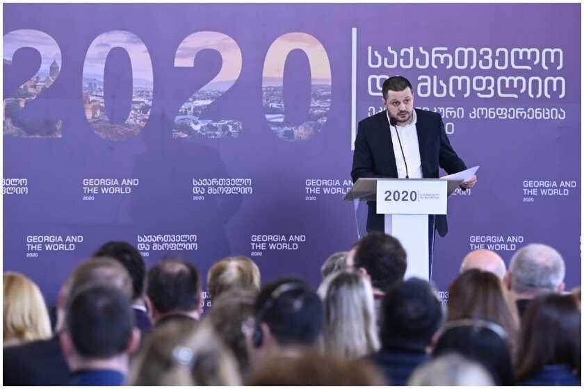 """""""ჩვენი პროგნოზით, 2021 იმაზე უკეთესი ვერ იქნება, ვიდრე იყო 2020"""" - გიორგი ხიშტოვანი"""