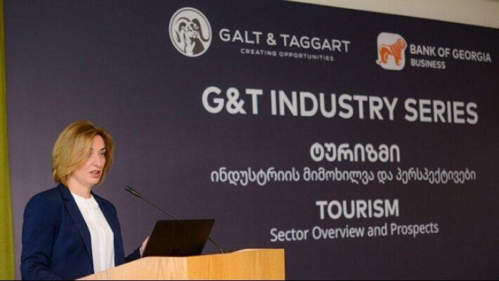 Galt & Taggart ტურიზმის ეტაპობრივი აღდგენის პირობებში ეკონომიკის 5%-იან ზრდას ელის