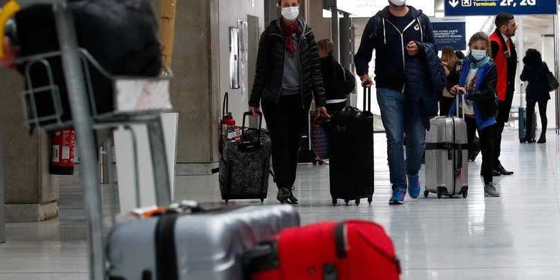 6 countries Georgia to receive foreign travelers with a negative PCR test from today