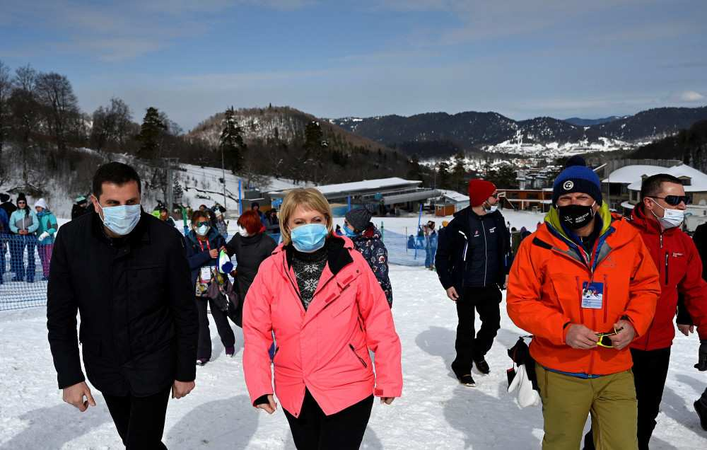 """""""Bakuriani is in the center of attention"""" – the resort hosted Ski Cross World Cup"""