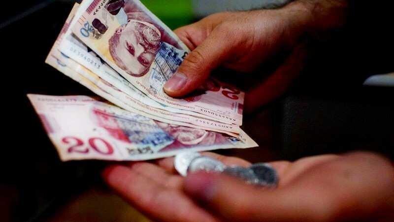 იანვარში საქართველოში გაცემული ხელფასები 320 მილიონი ლარით შემცირდა