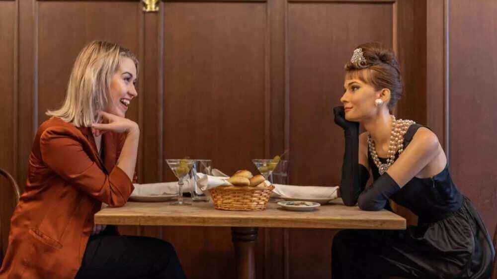 ვახშამი ცნობილ ადამიანებთან ერთად - ბრუკლინში მდებარე რესტორნის ახალი კონცეფცია