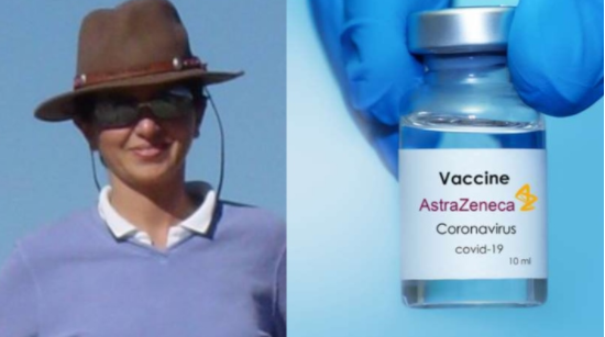 This COVID-19 vaccine is not recommended in 2 cases - epidemiologist Tamriko Kvartskhava on AstraZeneca