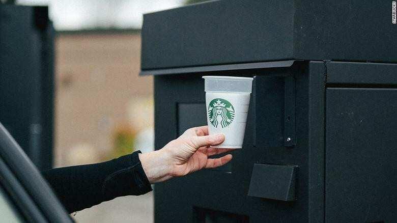 Starbucks-ი მომხმარებელს ყავას ფასიანი ჭიქებითაც შესთავაზებს