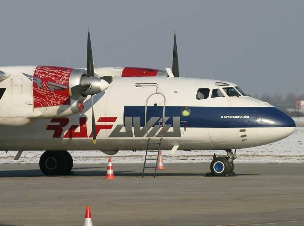 საქართველოს საჰაერო-სატვირთო ბაზარზე ლატვიური კომპანია RAF-AVIA შემოდის