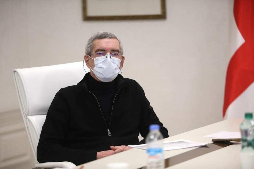 """""""ასაკობრივი რისკჯგუფების აცრით დავაგდებთ სიკვდილიანობას, ავადობა ჯერ კიდევ იქნება"""" - იმნაძე"""