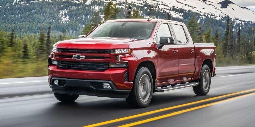 Chevrolet-ი ელექტრო პიკაპს გამოუშვებს