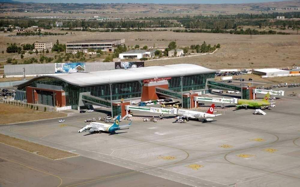საქართველოს აეროპორტებში მგზავრთნაკადის 85%-იანი კლებაა