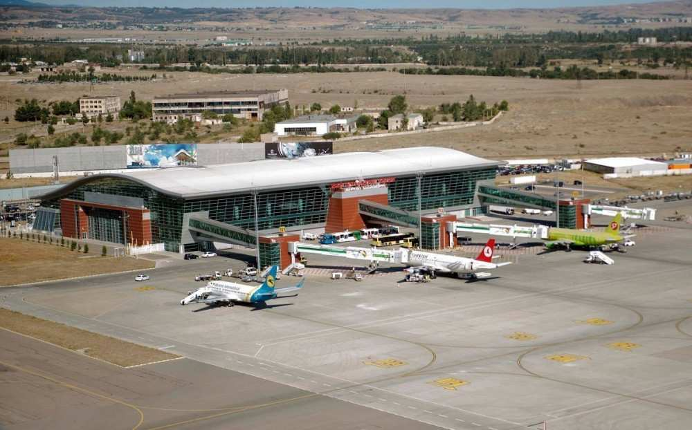 Passenger traffic down by 85% at Georgian airports