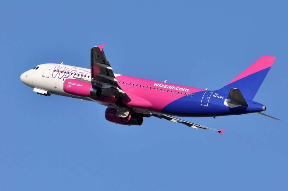 18 აპრილიდან Wizz Air საქართველოში ფრენებს განაახლებს
