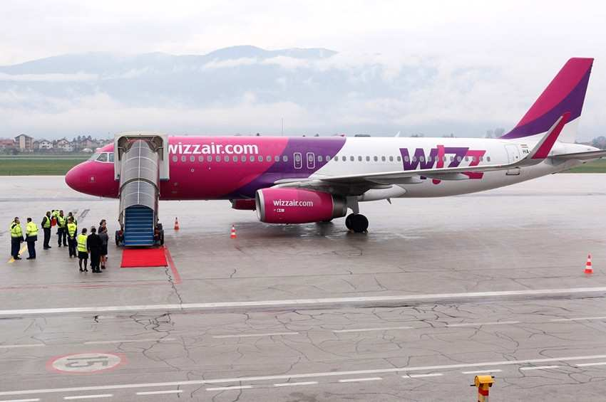 ვარშავა და ვილნიუსი - Wizz Air-ი ქუთაისიდან ფრენებს კვირის ბოლოს განაახლებს