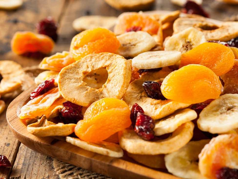 Georgia bought $ 0.8 MLN worth of dried fruits last year
