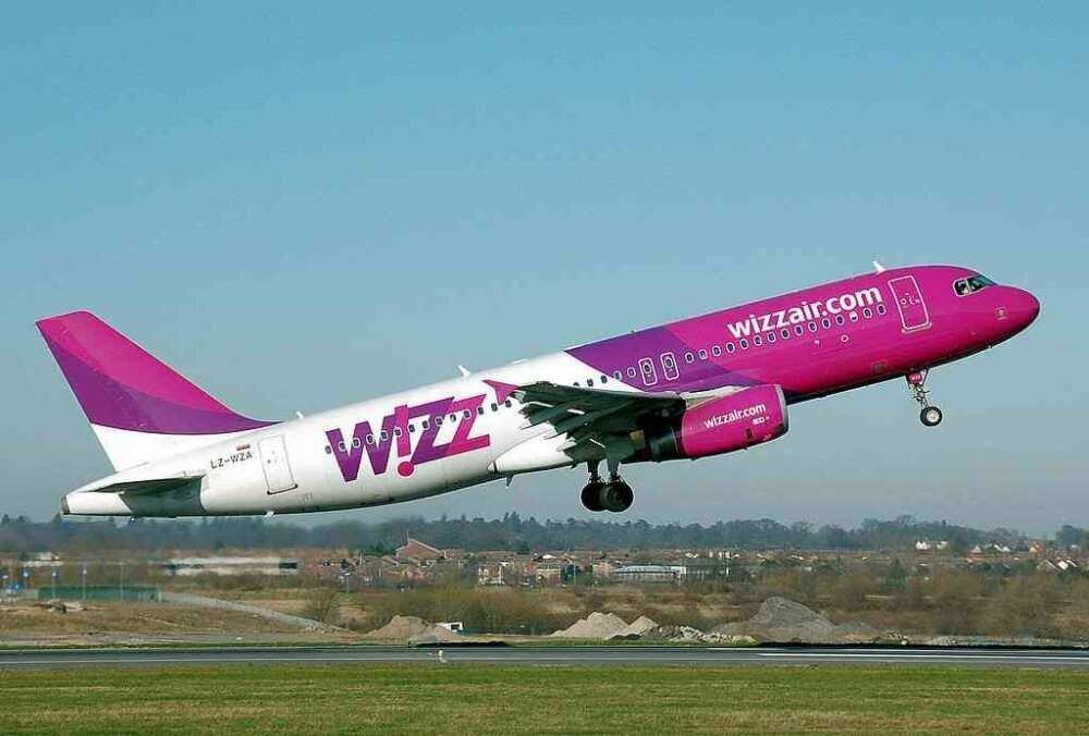Wizz Air ქუთაისიდან ფრენებს 4 მიმართულებით აღადგენს