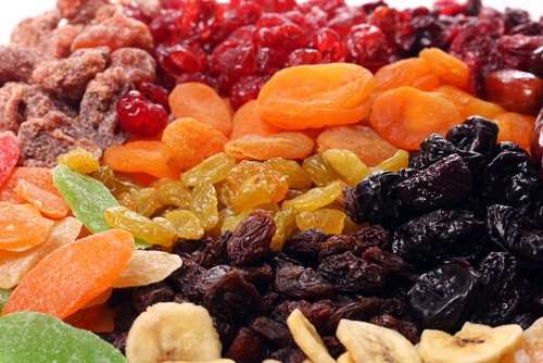 Dried fruit exports from Georgia up by 58.7%