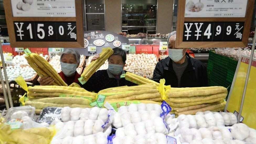 პანდემიის მიუხედავად ჩინეთის ეკონომიკა რეკორდულად გაიზარდა