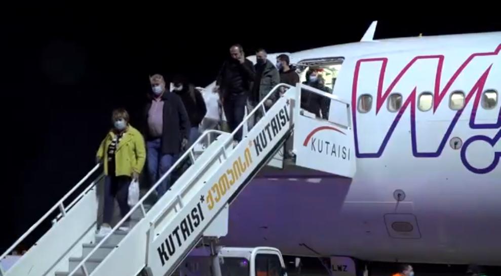 Wizz Air-მა საქართველოში ფრენები უკვე განაახლა