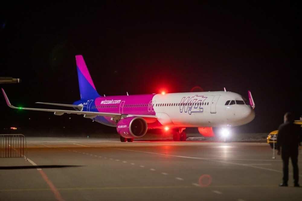 ქუთაისის აეროპორტმა Airbus A321neo ტიპის ავიახომალდი პირველად მიიღო