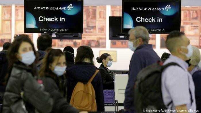 დღეიდან, ავსტრალია და ახალი ზელანდია ტურისტებს კარანტინის გარეშე იღებს