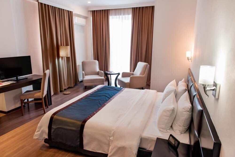 როგორია 3-, 4- და 5-ვარსკვლავიანი სასტუმროების ფასები საქართველოში? - მარტის მონაცემები