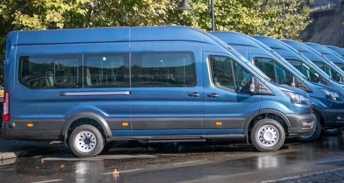 თბილისის მერია მიკროავტობუსებში მგზავრთა აღრიცხვაზე 3.3 მლნ ლარს დახარჯავს