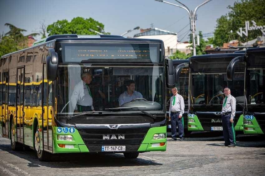 3-12 მაისს მუნიციპალური ტრანსპორტი ჩერდება, საქალაქთაშორისი გადაადგილება არ იზღუდება