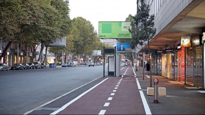 2020 წელს 169 მოიჯარემ დატოვა თბილისის ძირითადი სავაჭრო ქუჩები - მიმოხილვა