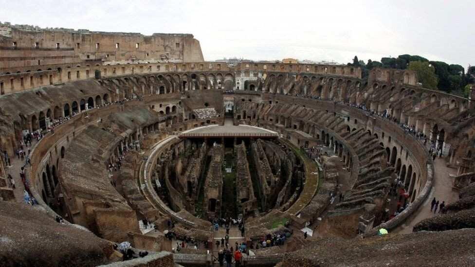 რომის კოლიზეუმის რესტავრაცია 2023 წელს დასრულდება