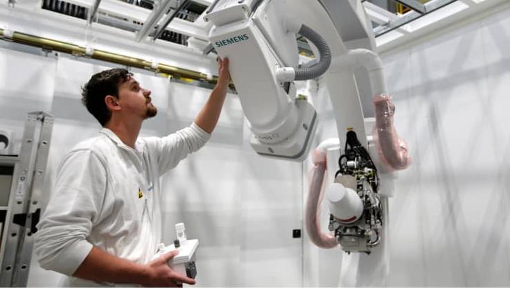 Siemens Healthineers-ი სწრაფი COVID-ტესტების გაყიდვიდან 750 მლნ ევროს შემოსავალს ელოდება