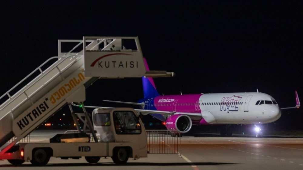 Wizz Air მაისიდან 4 მიმართულებას ამატებს  - თამარ არჩუაძე