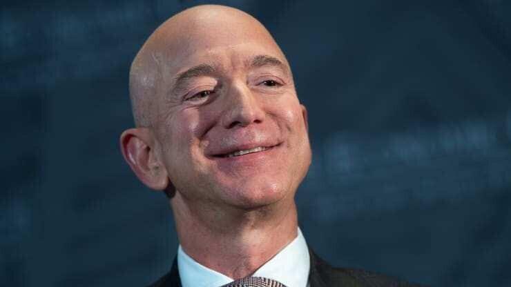 ჯეფ ბეზოსმა Amazon-ის $2 მილიარდის ღირებულების აქციები გაყიდა