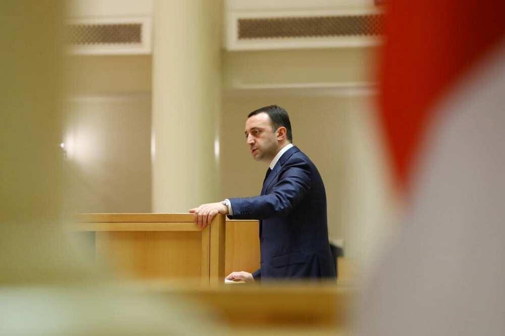 ირაკლი ღარიბაშვილი FDI-ის მოზიდვის მიმართულებით სპეციალურ მრჩეველს წარადგენს