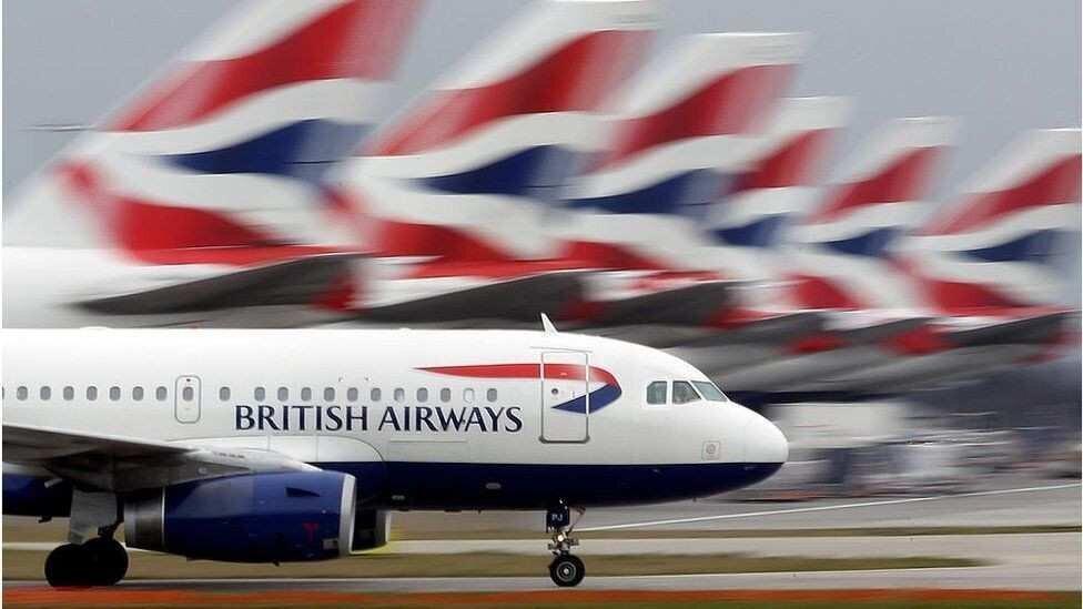 British Airways-ი მთავრობას ტურიზმის აღდგენისკენ მოუწოდებს