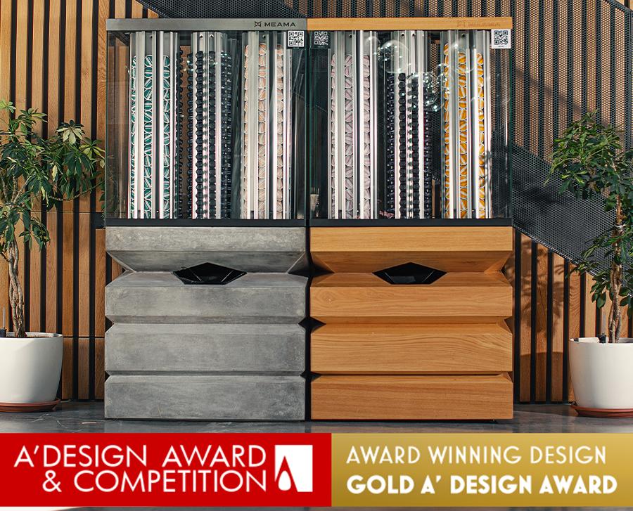 """მეამას """"დროფერი"""" საერთაშორისო კონკურსის """"A'Design Award and Competition"""" გამარჯვებულია"""