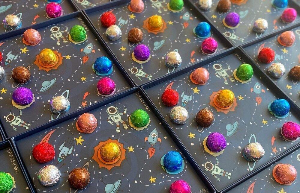 პანდემიისას შექმნილმა სტარტაპმა Spacebox-მა სამ თვეში 1000 ყუთი შოკოლადი გაყიდა