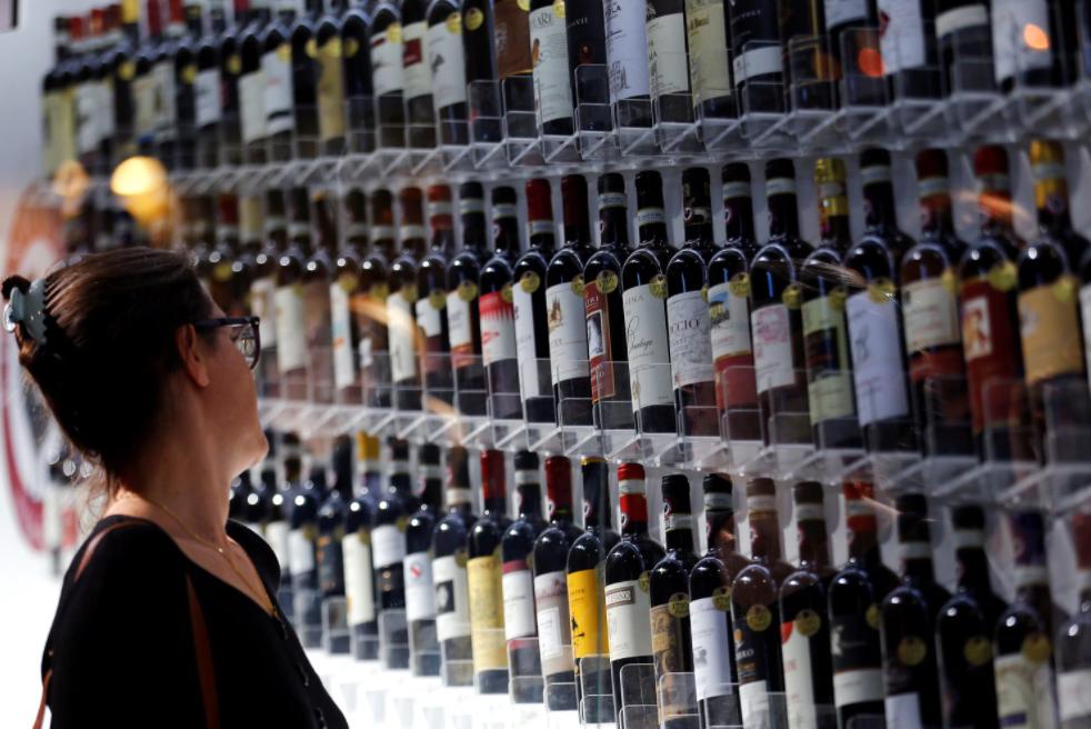 მსოფლიოს უმსხვილესი ღვინის და სპირტიანი სასმელების მწარმოებელი კომპანიების რეიტინგი