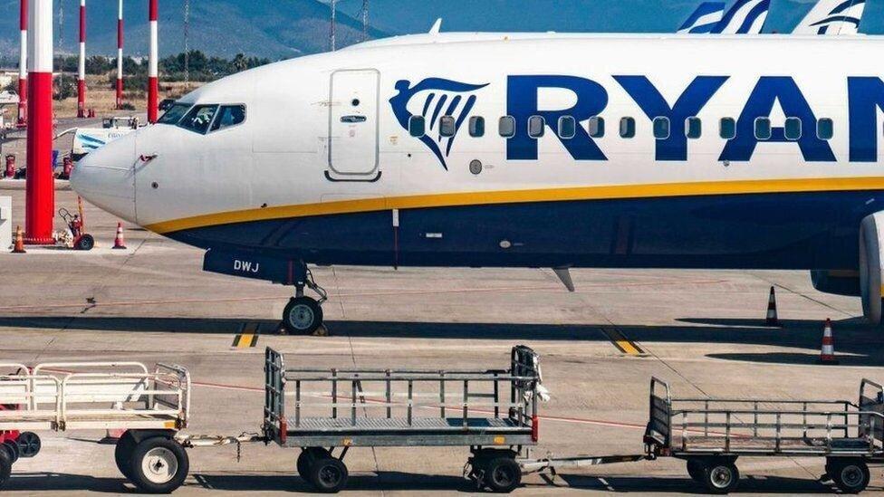 Ryanair-ი: ტურიზმის აღდგენის ნიშნები აშკარაა