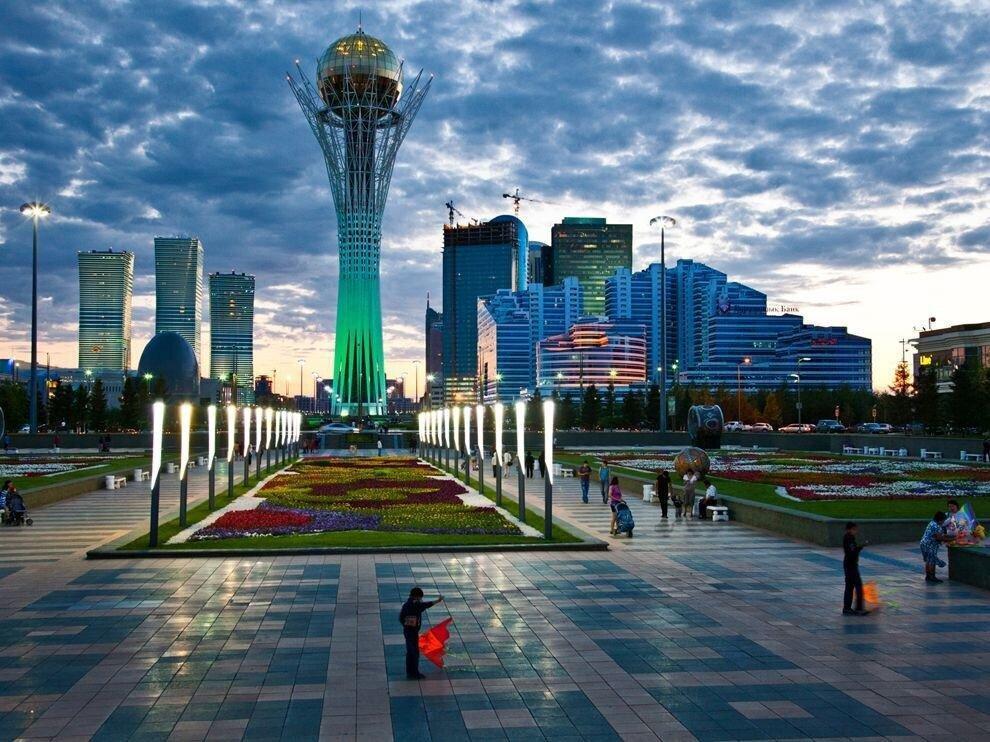 Georgia's FDI In Kazakhstan Stood At $136 In Kazakhstan In 2020