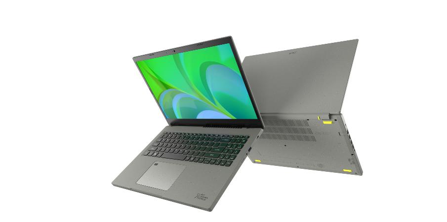 Acer-მა 2035 წლისთვის 100%-ით განახლებად ენერგიაზე გადასვლის გეგმა და ახალი ლეპტოპები წარადგინა
