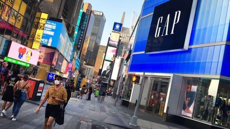 Gap-ის გაყიდვები პანდემიამდელ მდგომარეობას დაუბრუნდა