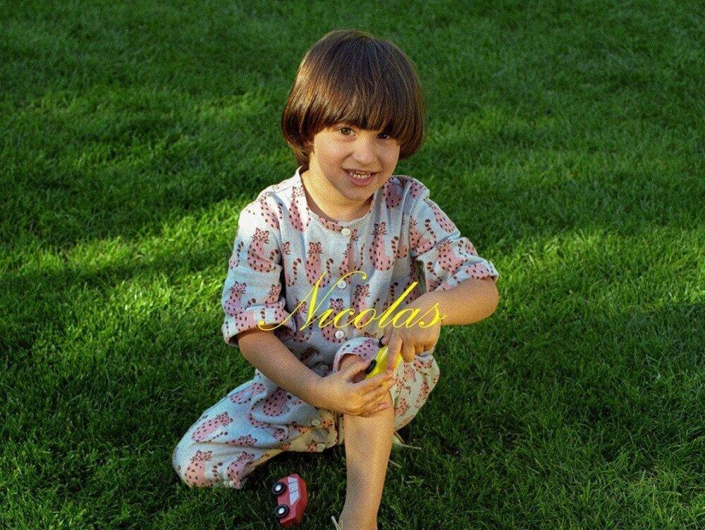 Anouki-მ საბავშვო ხაზი Nicolas-ი შექმნა