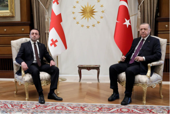Turkey Has Always Been Supporting The Sovereignty Of Georgia - PM