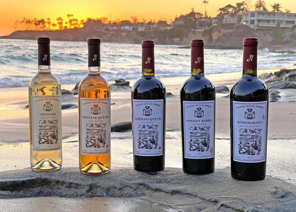 """""""ჰერეთი გლობალი"""" ქართული ღვინის შემდეგ აშშ-ში ჭაჭის გატანას გეგმავს"""
