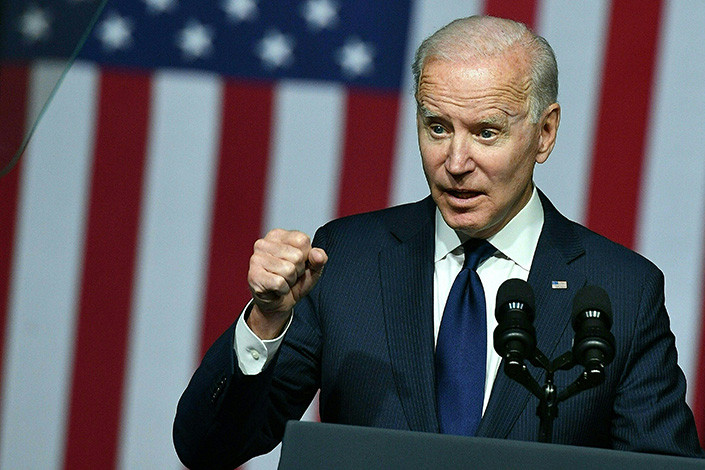 Biden Expands Trump's List of Chinese Companies Banned From Us Investment