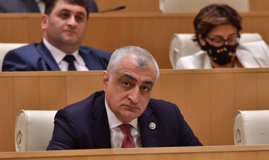 I Am Here For A Month And No One Asks Why Anaklia Project Is Stopped - Khazaradze