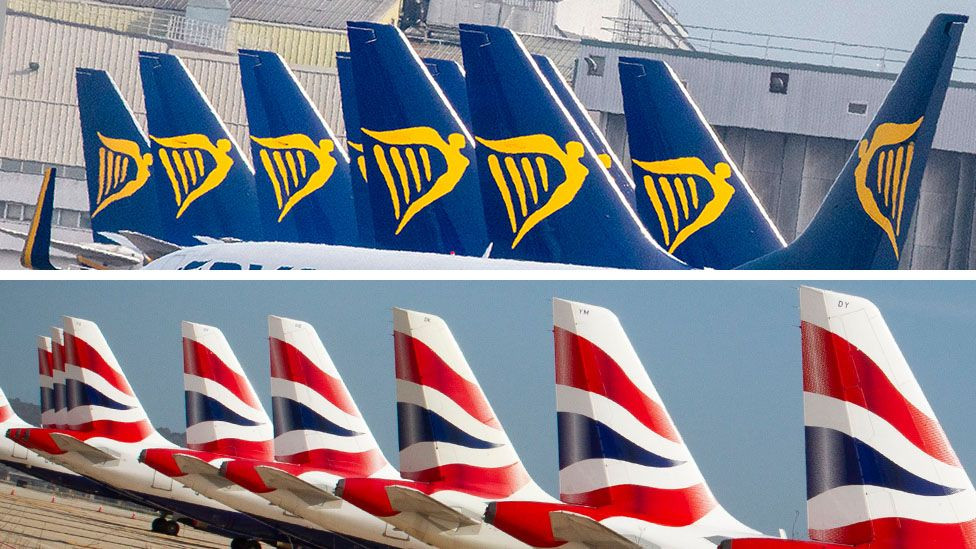 Ryanair and British Airways Investigated for Refusing Covid Refunds