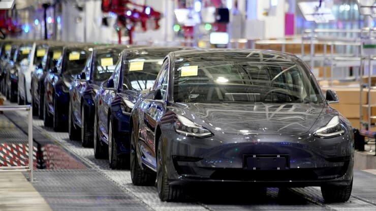 ჩინეთში Tesla-ს გაყიდვებმა მაისში 29%-ით მოიმატა