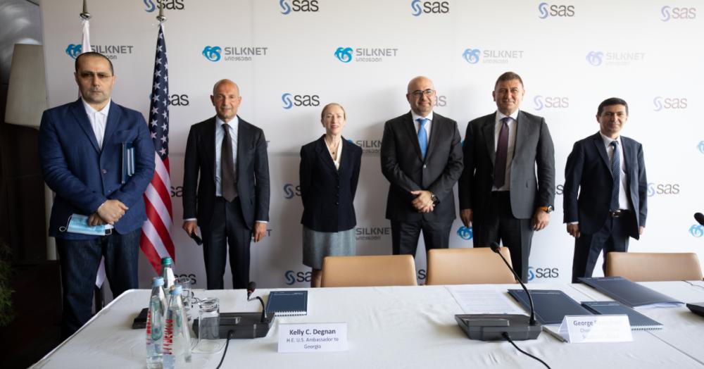 We Want to Build Data-Analytics Skills in Georgia – SAS