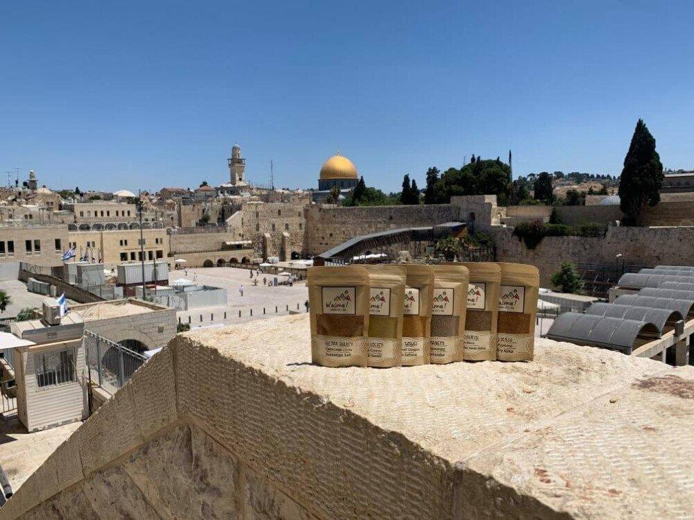 Waime Spices-მა ისრაელსა და ლატვიაში ექსპორტზე 1.2 ტონა სუნელი გაიტანა